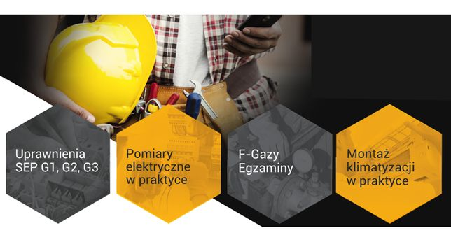 Kurs, szkolenie z egzaminem F-GAZ Kat. I - GWARANCJA Zdawalności!