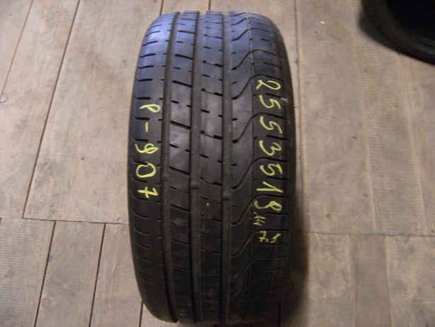 255/35/19 Pirelli P Zero TM pojedynka j nowe