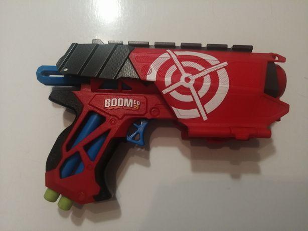 Pistolet Boom+2 strzałki