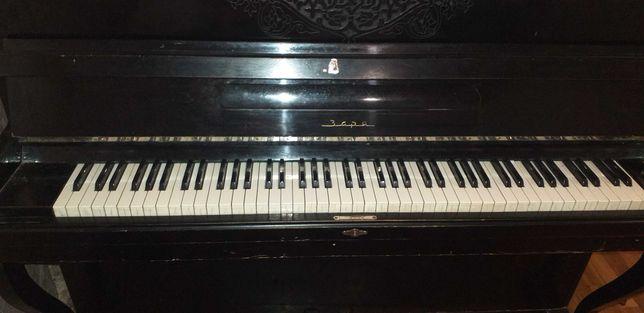 Продам Пианино/фортепиано/ Заря