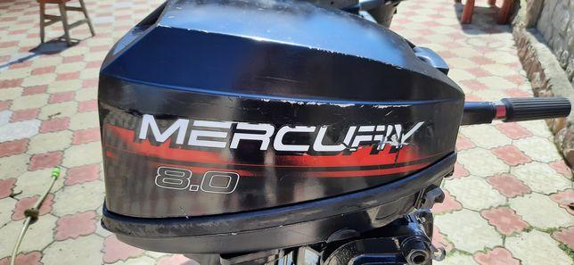 Лодочный мотор Mercury 8 2-т.