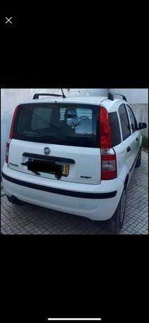Carro muito económico Fiat Panda 1.3 Multijett