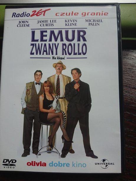 Kevin Kline w filmie LEMUR ZWANY ROLLO na dvd