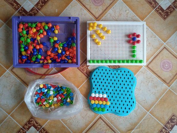 Мозаика детская игрушка