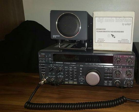 Radio Kenwood TS - 850S HF TRANSCEIVER