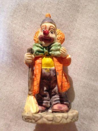 Figura boneco palhaço