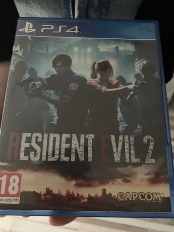 Resident Evil 2 RE2 remake PS4 ps4 Ps4 PS5 Ps5 ps5