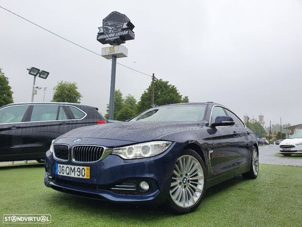 BMW 430 Gran Coupé d L.Luxury Auto