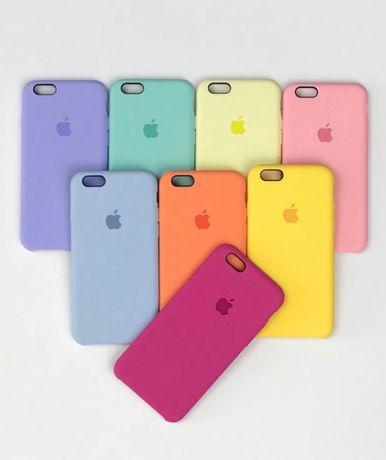 Силиконовый на Iphone айфон чехол 5 S XR MAX 11 PLUS 7 8 X pro SE 6 +