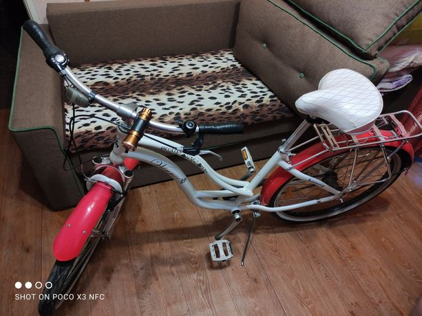 Велосипед Winner-Pretty 26