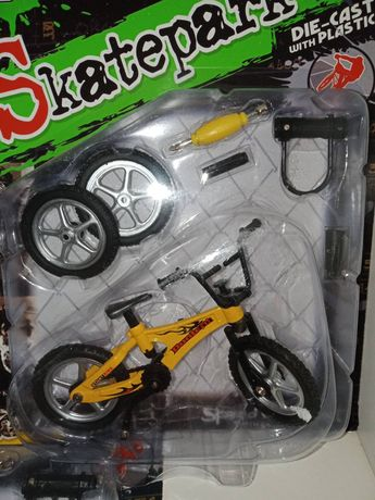 Велосипед для пальцев  фингер байк