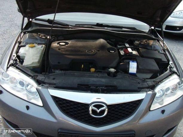 Motor Mazda 6 gg MPV 2.0D 136cv RF5C Caixa de Velocidades Automatica + Motor de Arranque  + Alternador + compressor Arcondicionado + Bomba Direção