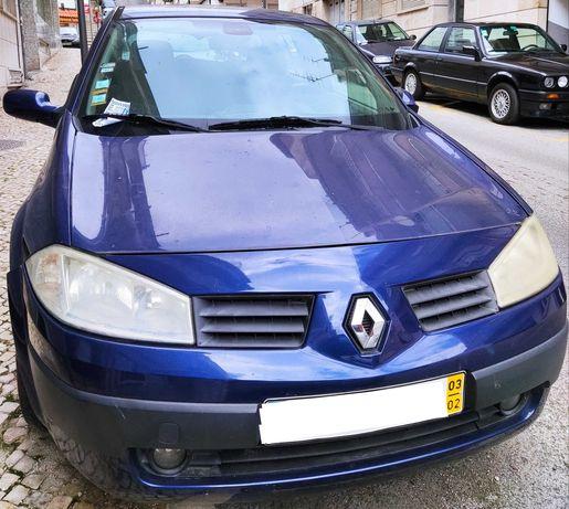 Renault Megane Ano 2003