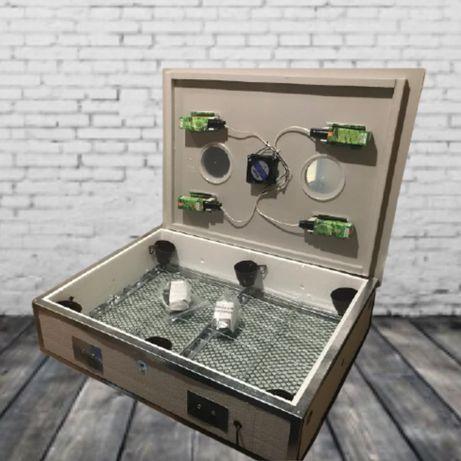 Без предоплат Автоматический Инкубатор Наседка ИБ-108 ГАРАНТИЯ 108 яиц