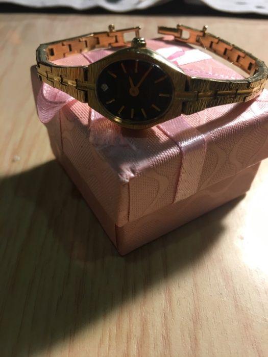 Продам позолоченные часы-Accurist Херсон - изображение 1