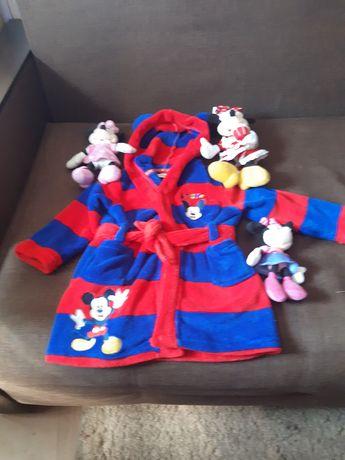 Продам халат.и набор игрушек.98см.