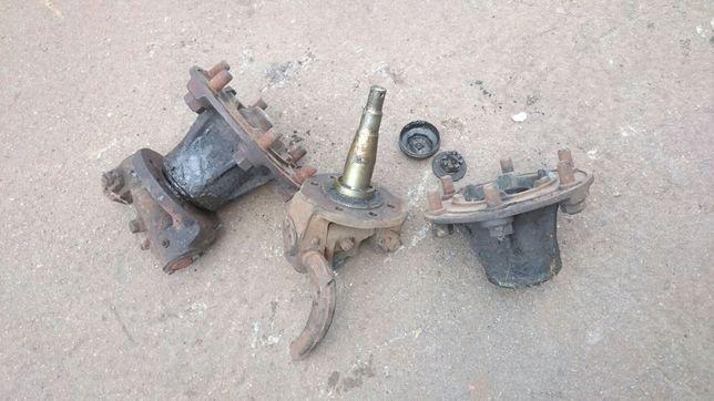 Продам передние ступицы от грузовика ГАЗ