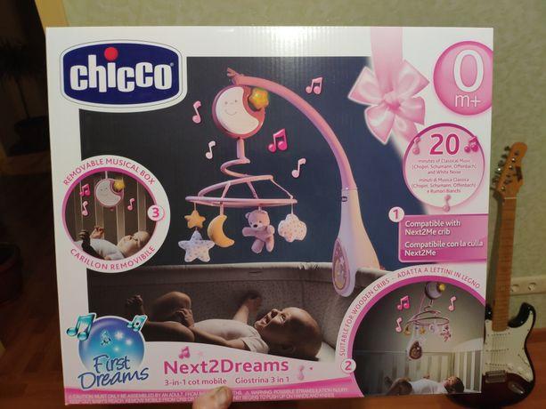 Chicco мобіль (іграшка на ліжко)