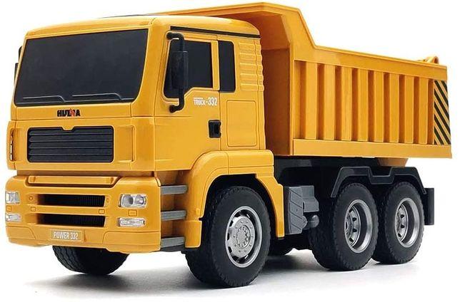 Camião RC Man Huina 1332 basculante com luzes e sons