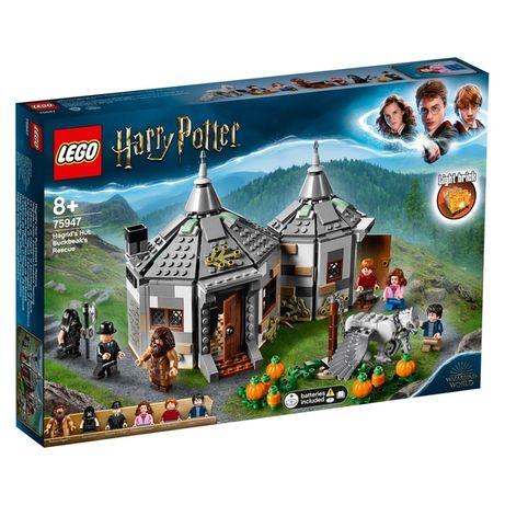 Lego 75947 Harry Potter - Cabana Hagrid - NOVO
