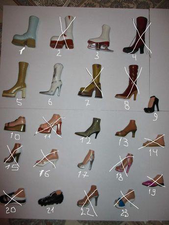 обувь для кукол братц Bratz распаровка