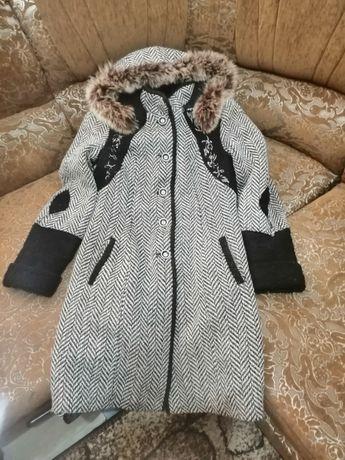 Зимнє пальто