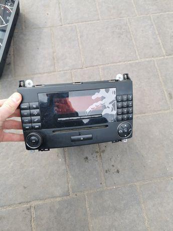 Radio CD Mercedes w169 a klasa 05r