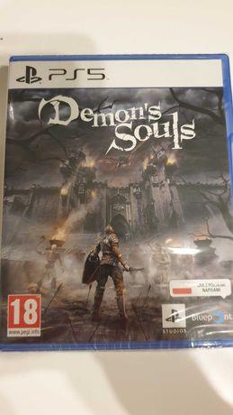 Demon's Souls PS5 Nowa W Folii