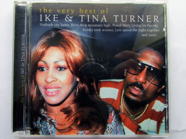 CD - The Very Best of Ike & Tina Turner, como novo