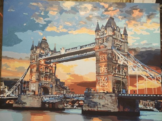 "Картина ""Лондонский мост"""