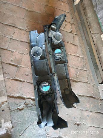 Пластик багажника ваз 2104