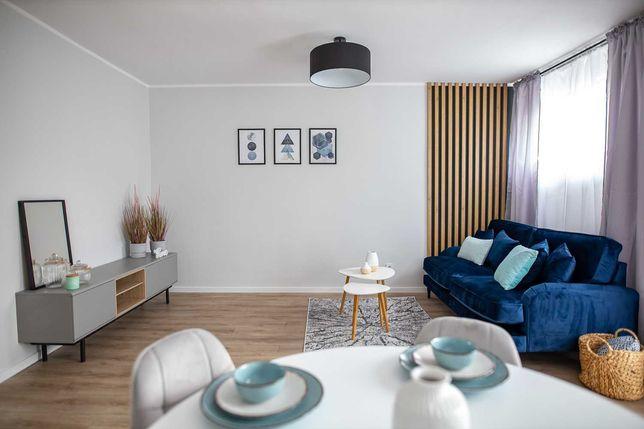 Nowoczesne, umeblowane, wyposażone mieszkanie na wynajem