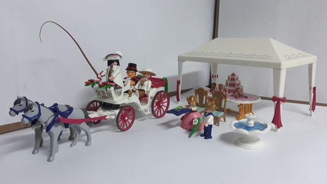 Playmobil wesele królewskie