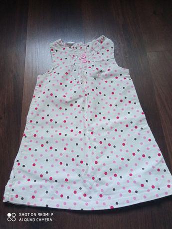Sukienka rozm 86