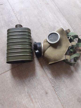 Maska przeciwgazowa i filtr