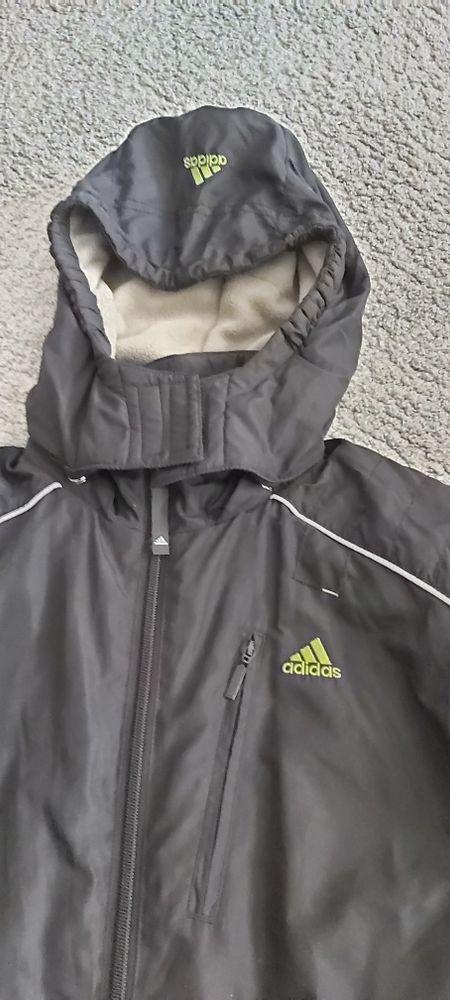 Kurtka zimowa chłopięca firmy adidas Dąbrowa Górnicza - image 1