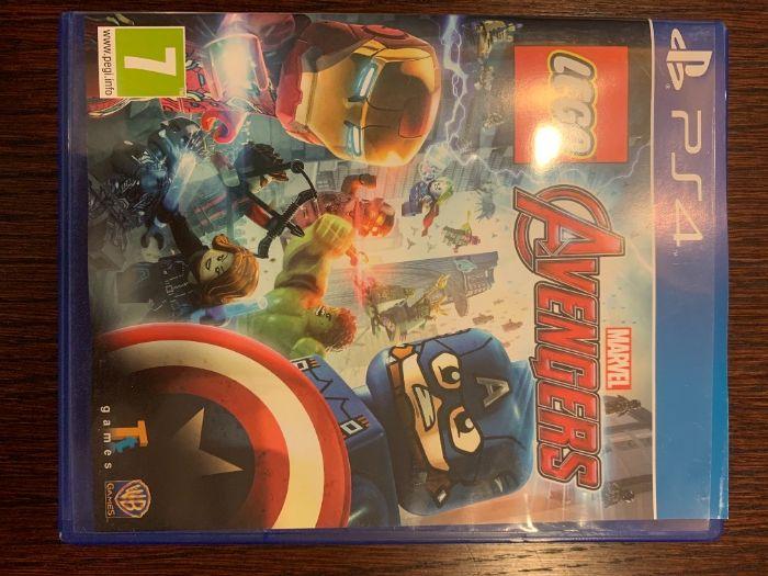 lego Avengers na PS4 Włocławek - image 1