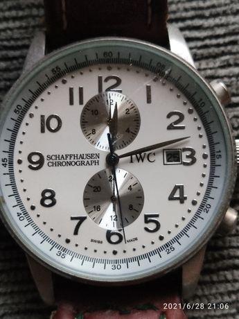 Relógio IWC cronograph