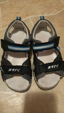 Sandały skórzane Bartek r29
