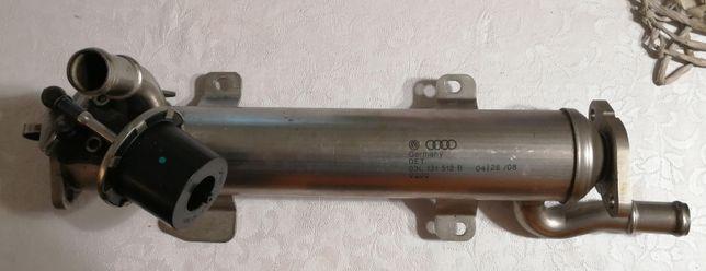 Chłodnica spalin EGR 2.0TDI VW AUDI 03L131512B