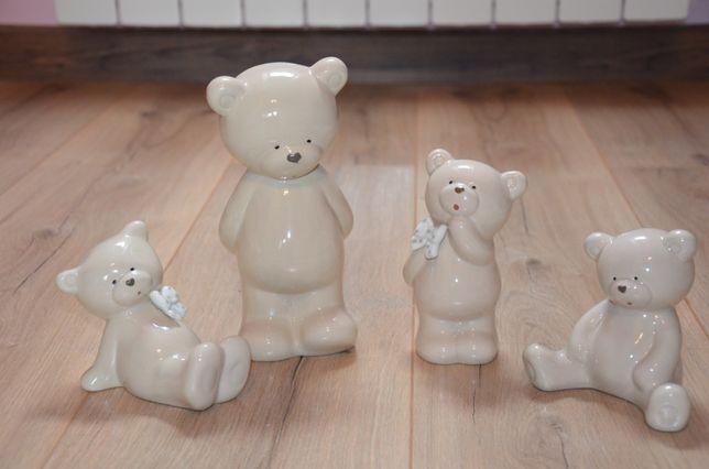 misie porcelanowe