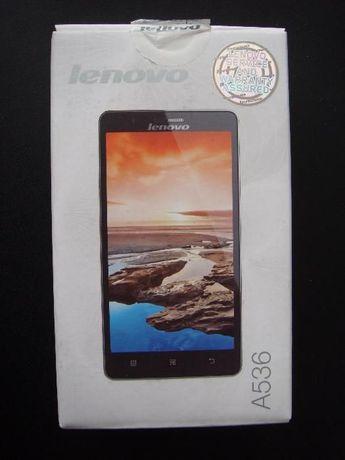 Телефон смартфон Lenovo A536 white/black.Белый,черный.