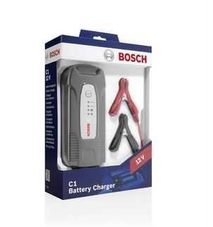 carregador de baterias Bosh