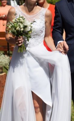 Suknia ślubna PERLA