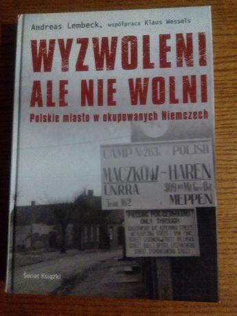 Wyzwoleni ale nie wolni. Polskie miasto w okupowanych Niemczech.