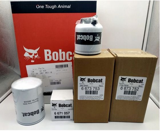 Zestaw filtrów do minikoparki Bobcat E16
