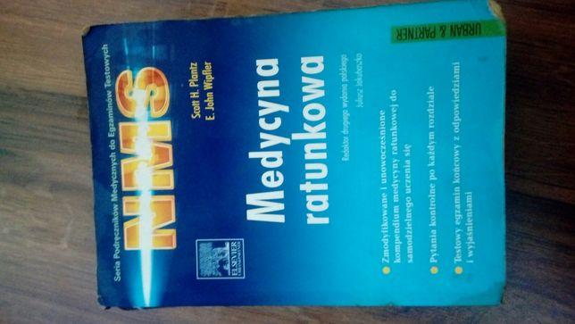 Medycyna ratunkowa podręcznik dla studentów ratownictwa medycznego