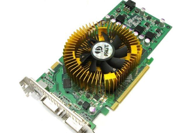 Видеокарта Palit GeForce® 9600 GT 512 Мб GDDR3