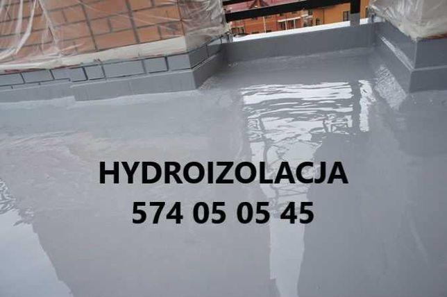 Hydroizolacja dachu poliuretanowa bezspoinowa remont renowacja dachu