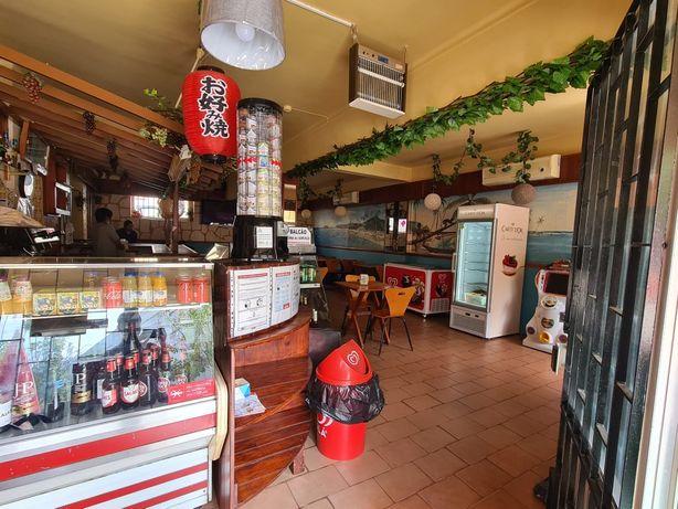 Trespass restaurant
